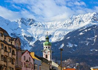Hotel Alphotel Innsbruck Stadtansicht