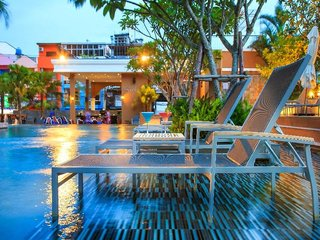 Hotel Grand Scenaria Hotel Pattaya Pool