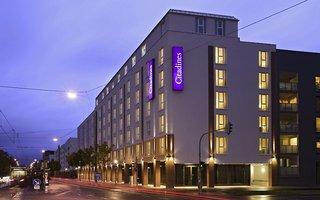 Hotel Citadines Munich Arnulfpark Außenaufnahme