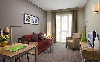 Hotel Citadines Munich Arnulfpark Wohnbeispiel