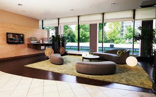 Hotel Citadines Munich Arnulfpark Lounge/Empfang
