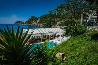 Hotel Blue Princess Beach Hotel & Suites Garten