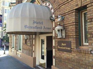 Hotel Beresford Arms Außenaufnahme