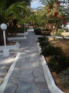 Hotel Avra Palm Garten