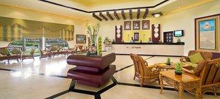 Hotel BM Beach Resort Lounge/Empfang
