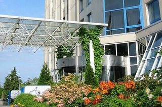 Hotel Atlanta Hotel International Leipzig Außenaufnahme