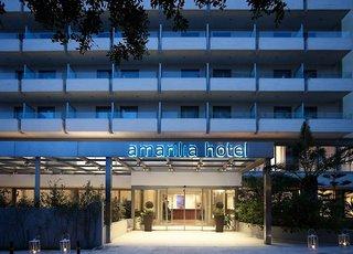 Hotel Amarilia Außenaufnahme