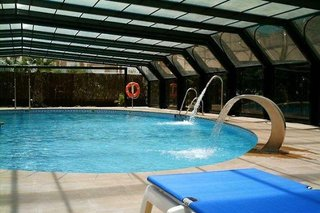 Hotel Best Alcazar Hotel Hallenbad