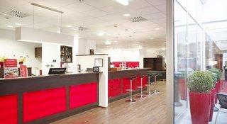 Hotel Best Western Plus Amedia Wien Lounge/Empfang
