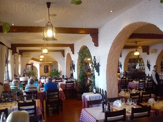 Hotel Ocean Gardens Restaurant