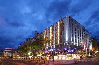 Hotel IntercityHotel Wien Außenaufnahme