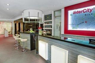 Hotel IntercityHotel Wien Lounge/Empfang