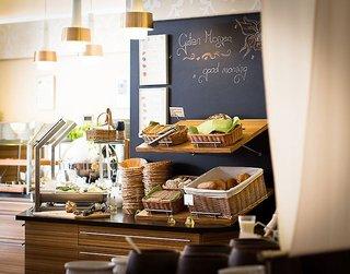 Hotel Boutiquehotel Stadthalle Wien Frühstücksraum