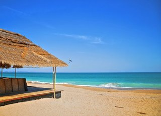 Hotel Brigantina Beach Strand