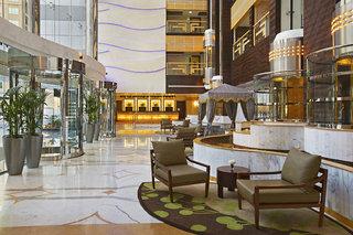 Hotel DoubleTree by Hilton Hotel & Residences Dubai - Al Barsha Lounge/Empfang