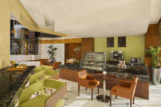 Hotel DoubleTree by Hilton Hotel & Residences Dubai - Al Barsha Restaurant