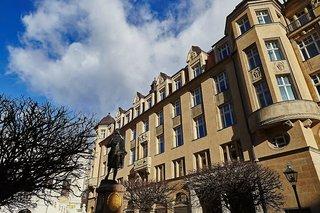 Hotel Steigenberger Grandhotel Handelshof Außenaufnahme
