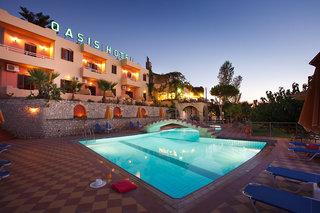 Hotel Oasis Außenaufnahme