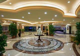 Hotel Miramare Queen Lounge/Empfang