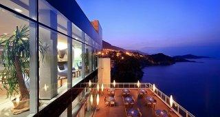 Hotel Bellevue Dubrovnik Terasse
