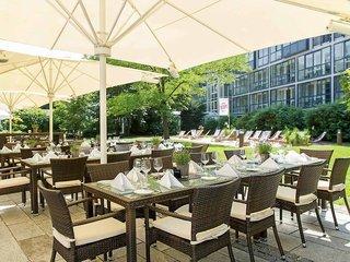 Hotel Pullman Munich Terasse