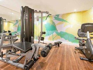 Hotel Pullman Munich Sport und Freizeit