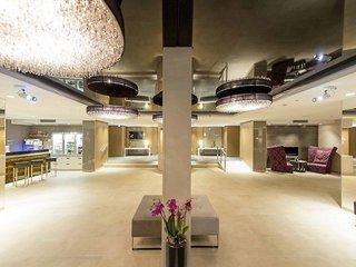 Hotel Pullman Munich Lounge/Empfang