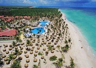 Hotel Grand Bahia Principe Punta Cana Luftaufnahme
