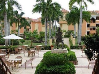 Hotel Grand Bahia Principe Punta Cana Terasse