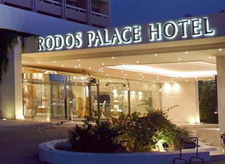 Hotel Rodos Palace Luxury Convention Resort Außenaufnahme
