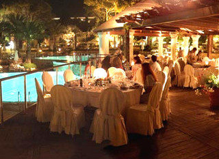 Hotel Rodos Palace Luxury Convention Resort Terasse