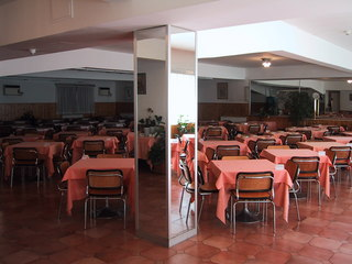 Hotel Marc´Aurelio Restaurant