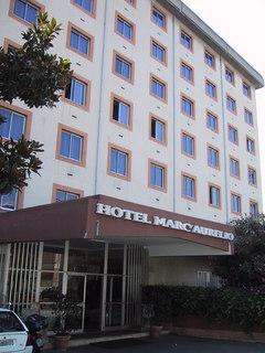 Hotel Marc´Aurelio Außenaufnahme
