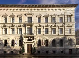 Hotel Europa Royale Riga Außenaufnahme