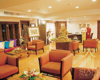 Hotel The Siam Heritage Boutique Suites Lounge/Empfang