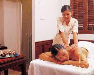 Hotel The Siam Heritage Boutique Suites Wellness