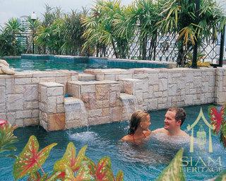 Hotel The Siam Heritage Boutique Suites Pool