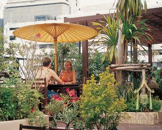 Hotel The Siam Heritage Boutique Suites Terasse