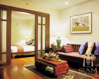 Hotel The Siam Heritage Boutique Suites Wohnbeispiel