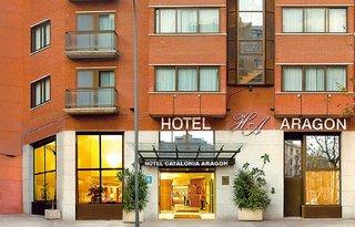 Hotel Catalonia Sagrada Familia Außenaufnahme