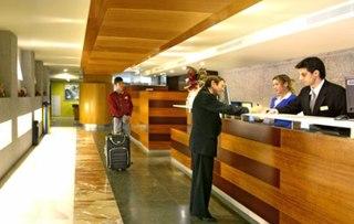 Hotel Catalonia Sagrada Familia Lounge/Empfang