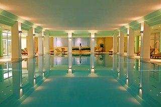 Hotel Atlantica Porto Bello Royal Hallenbad