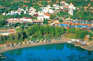 Hotel Candia Park Village Luftaufnahme