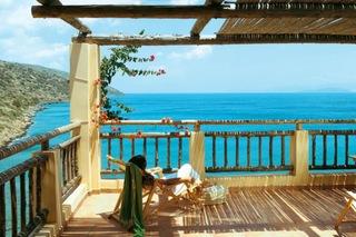 Hotel Candia Park Village Terasse