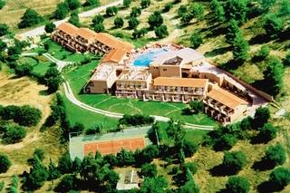 Hotel Daphne Holiday Club Luftaufnahme