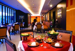 Hotel Eastin Hotel Makkasan Restaurant