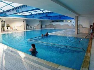 Hotel Richmond Ephesus Resort Hallenbad