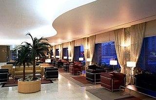 Hotel Roma Lounge/Empfang