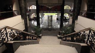 Hotel Aladdin Beach Resort Lounge/Empfang
