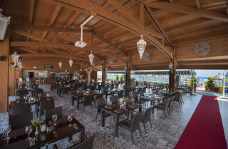 Hotel Quattro Beach Spa & Resort Restaurant